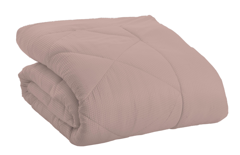 Elle Home Seersucker Down Alternative Comforter